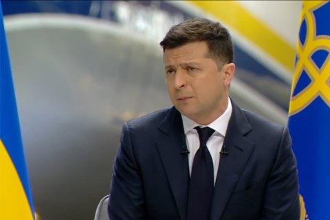 Зеленський вважає видачу російських паспортів жителям ОРДЛО першим кроком до анексії