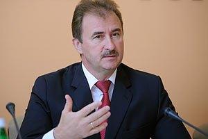 Попов заговорил о выходе из Партии регионов