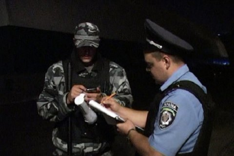 Ночью в Одессе произошел взрыв