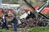 Установлено особи загиблих у катастрофі літака в Криму
