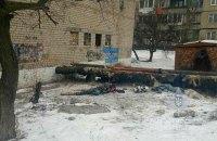 Двое юношей и девушка-подросток после бутылки коньяка убили бомжа в Днепре