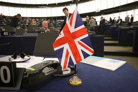 Британський парламент почне обговорення Brexit наступного тижня