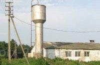 В Беларуси украли водонапорную башню
