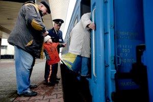 Россия снова отправит поезда в Украину