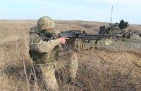 На побережье Азовского моря десантники провели боевые учения