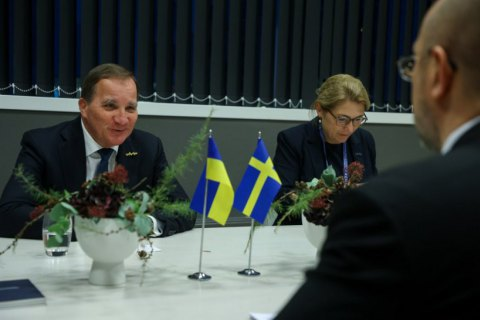 Украина и Швеция усилят сотрудничество в сфере энергетики, экологии и кибербезопасности, - Шмыгаль