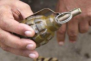 В харьковском метро задержан мужчина с боевой гранатой