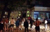 У центрі Одеси в кафе стався вибух (оновлено)