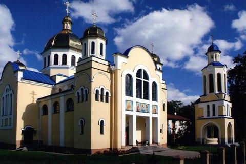 Храм УПЦ МП в Жовкве перешел в ПЦУ
