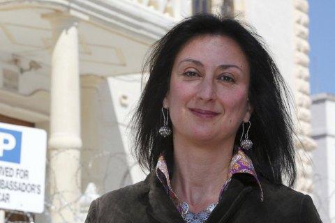 Полиция Мальты установила заказчиков убийства известной журналистки