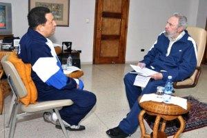Кубинские власти показали фото Чавеса после операции