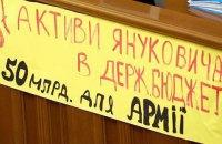 Кабмин внес в Раду новый законопроект о спецконфискации в нарушение регламента