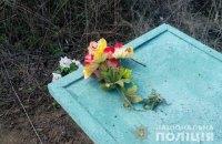У Донецькій області жінка отримала травми, підірвавшись на вибухівці на кладовищі