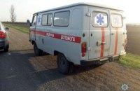 Двое пьяных мужчин угнали медицинский УАЗ в Волновахе