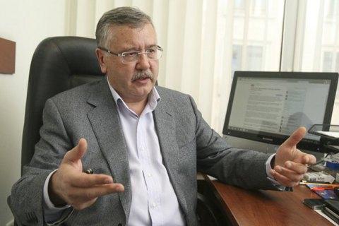 Гриценко вызвали в СБУ