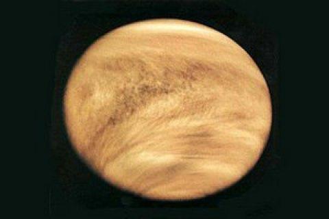 Вчені виявили ознаки життя на Венері