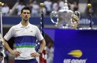 Переможець US Open-2021 відповів на питання, чи бачив він сльози Джоковича перед розіграшем фінального гейму