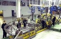 Автопроизводство в Украине в марте выросло на 74%