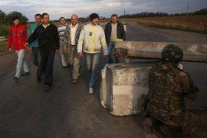 Боевики перенесли обмен пленными на четверг