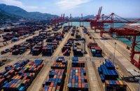 Китай обійшов Росію і став головним торговельним партнером України
