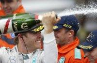 """Мерседес"" подарував Росбергу перемогу на Гран-прі Монако"