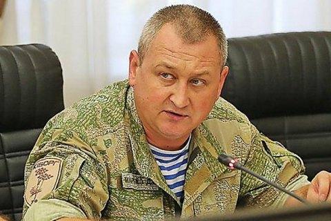 Суд заарештував підозрюваного у справі про бронежилети генерала Марченка