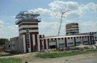 Новый терминал донецкого аэропорта откроют в декабре