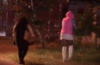 Киевская милиция устроила облаву на проституток