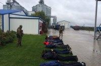 В Донецкой области захватили элеватор и вывезли зерна на 5 млн гривен