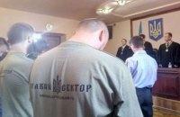 Суд снял обвинения с фигурантов дела о стрельбе в Мукачево