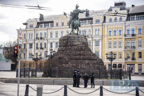 Киев определится, продлевать ли локдаун, 14 апреля