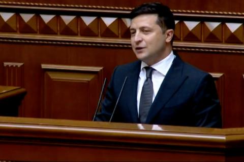Зеленський: Україна починає будувати дві військові бази для захисту Чорноморського регіону (оновлено)