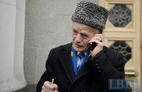 Суд відмовився закрити кримінальну справу щодо Джемілєва в частині зберігання боєприпасів
