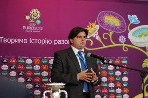 В конце мая Украину посетит делегация УЕФА