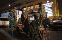 Сомалийская группировка обвинила кенийские войска в применении химоружия