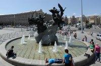 У четвер у Києві потеплішає до +28 градусів