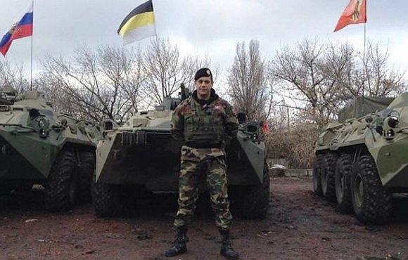 Колишній прес-секретар одного з підрозділів сербського спецназу Радомір Почуча