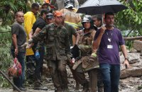 Щонайменше 10 людей загинули в Ріо-де-Жанейро через раптову повінь