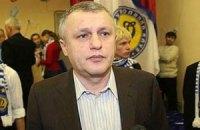 Суркис: Блохин внесет коррективы, а Хачериди не продается