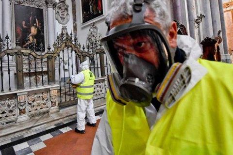 Євросоюз вводить 30-денну заборону на в'їзд через коронавірус