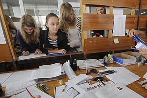Донецькі абітурієнти лідирують за кількістю поданих заяв