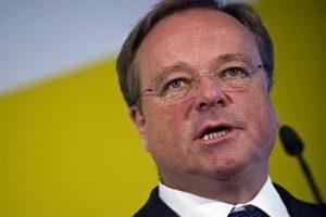 Немецкого министра обвинили в неуплате налогов