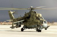 У Сирії розбився російський вертоліт, загинули два пілоти