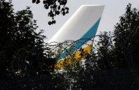 Літаки з полоненими українцями і росіянами синхронно вилетіли
