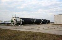 """Росія готується до випробувань нової міжконтинентальної балістичної ракети """"Сармат"""""""