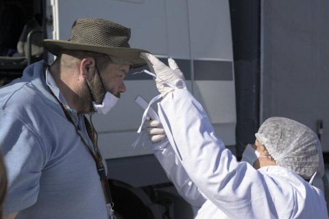 У ЗСУ за добу зафіксували 9 нових випадків захворювання на COVID-19