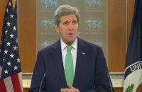 Керрі пояснив позицію США щодо ізраїльської резолюції в Радбезі ООН