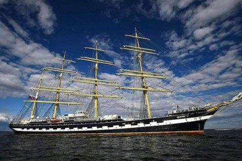 Фінляндія заборонила російському кораблю захід у порт Марієгамна