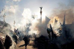На Майдане Независимости собрались более 10 тысяч человек