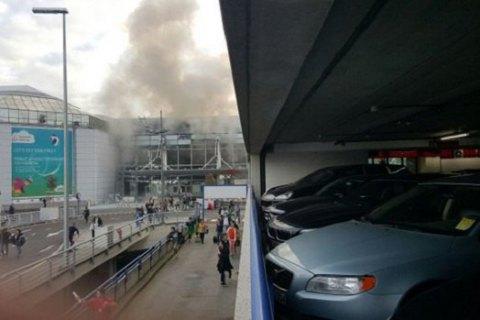 Делегація українських нардепів стала свідком вибухів в аеропорту Брюсселя